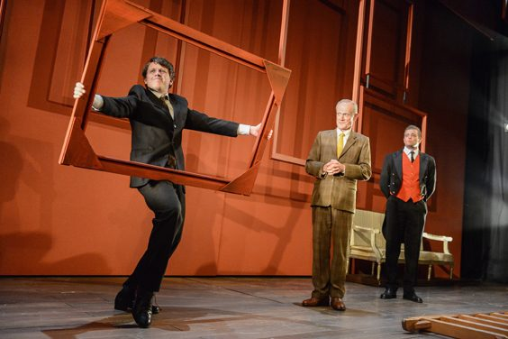 single spies review york theatre royal november 2018 alan bennett
