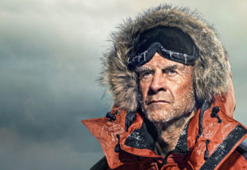 sir ranulph fiennes living dangerously review scarborough spa main