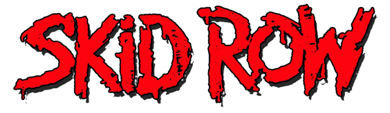 skid row interview band logo