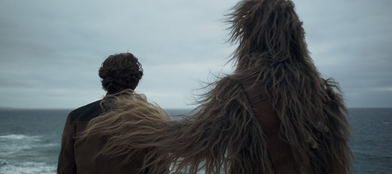 solo a star wars story film review chewie