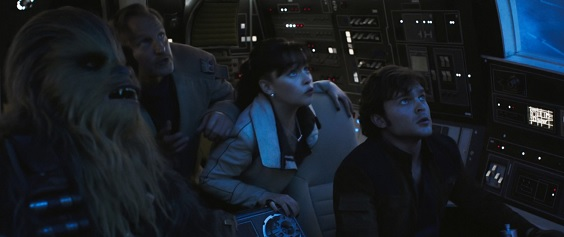 solo a star wars story film review ship