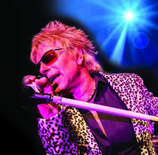 some guys have all the luck review york rod stewart