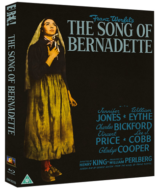 song of bernadette film review cover