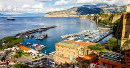 sorrento italy travel review harbour