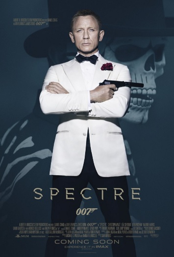 spectre film review poster