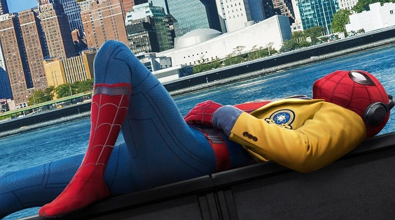 spiderman homecoming film review movie