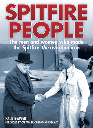 spitfire people paul beaver book review cover