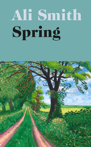 spring ali smith book review cover
