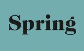spring ali smith book review logo