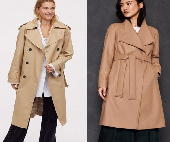 spring summer fashion leeds trench