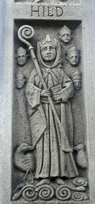 st hild of whitby history memorial