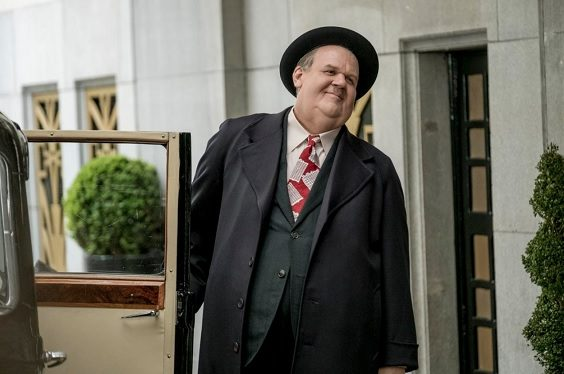 stan and ollie film review reilly