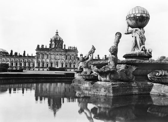 stately homes of yorkshire Castle-Howard