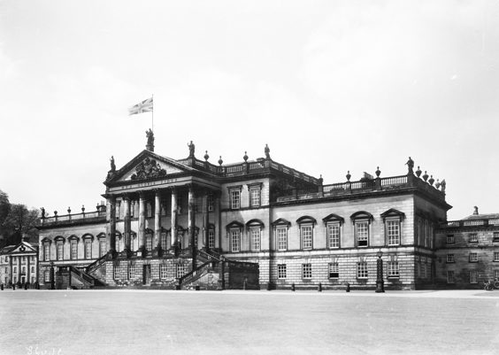 stately homes of yorkshire Wentworth-Woodhouse