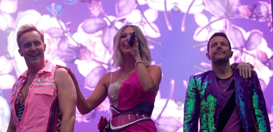 steps live review scarborough open air theatre june 2018 h faye lee