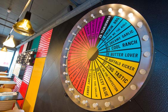 sticky sisters leeds restaurant review wheel