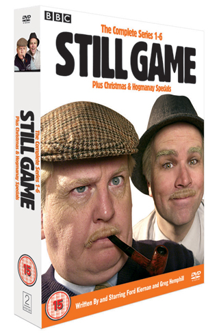 still game dvd review bbc