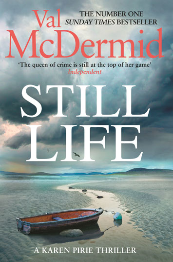 still life val mcdermid book review cover