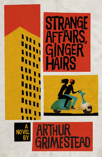 strange affairs ginger hairs arthur grimestead book review cover
