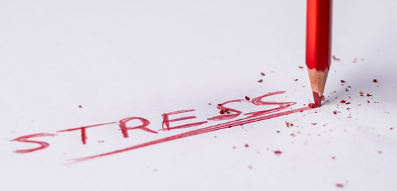 stress factor divorce