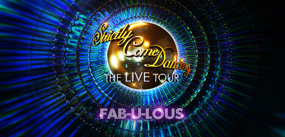 strictly come dancing live review leeds arena january 2018 logo