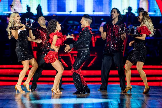 strictly come dancing live tour 2019 review leeds arena doctor