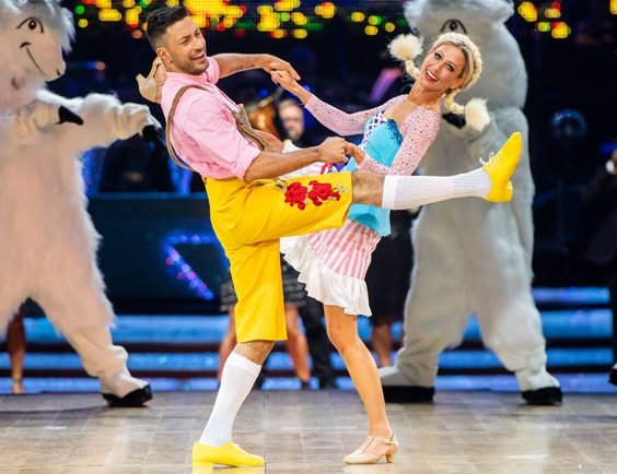 strictly come dancing live tour 2019 review leeds arena faye