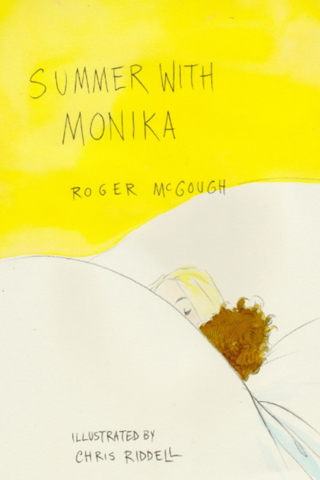 summer with monika roger mcgough book review cover