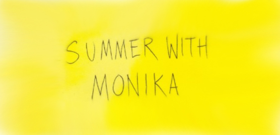 summer with monika roger mcgough book review logo