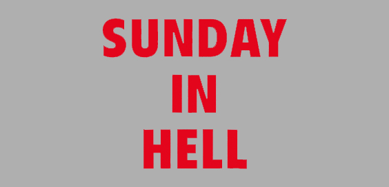 sunday in hell william fotheringham book review logo