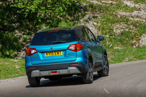 suzuki vitara review rear