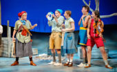 swallows and amazons review york theatre royal august 2019 main