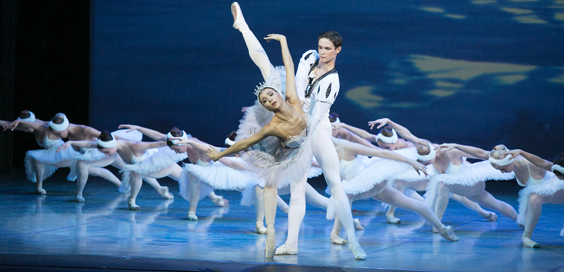 swan lake review hull new theatre january 2018 ballet