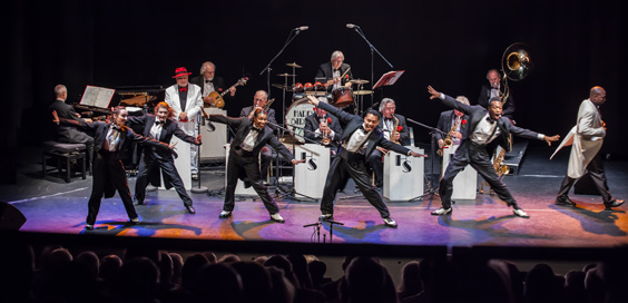 swinging at the cotton club review hull truck theatre june 2019 main
