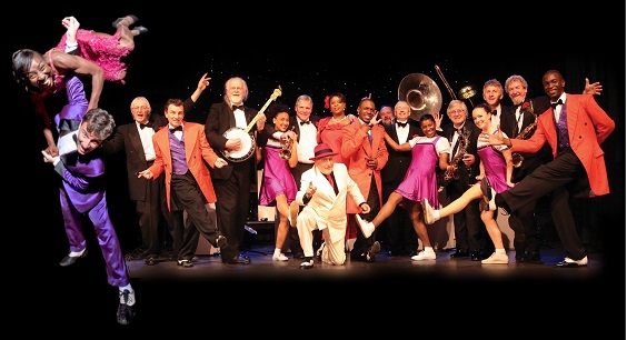 swinging at the cotton club review
