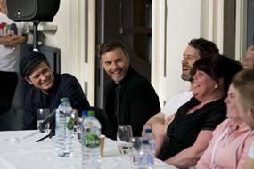 take that interview the band press conference gary barlow