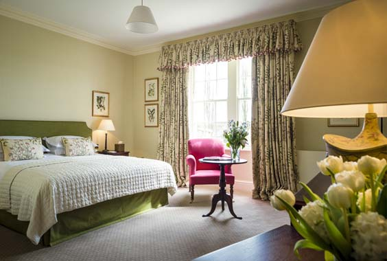 talbot hotel malton review room