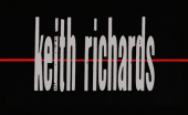 talk is cheap Keith Richards album review logo