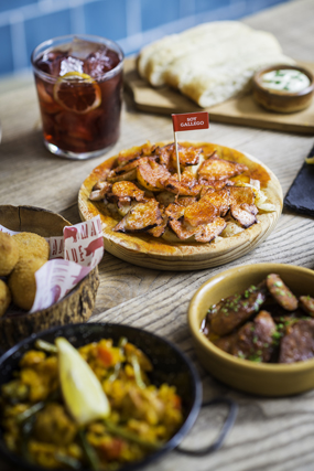tapas revolution sheffield meadowhall review selection