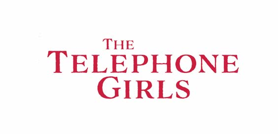 telephone girls logo book review