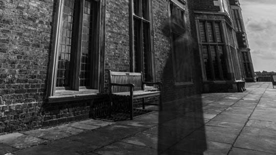 temple newsam house front A ghost at Temple Newsam