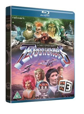 terrahawks volume 3 dvd review bluray tv