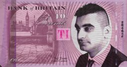 tez ilyas banknote interview