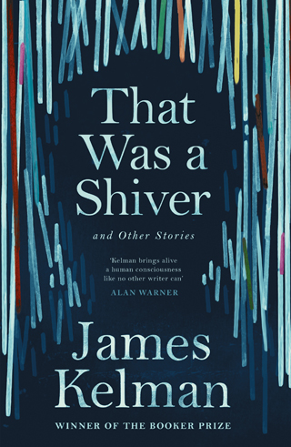 that was a shiver james kelman book review cover