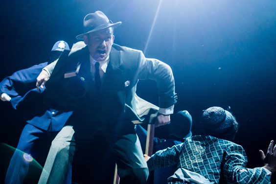 the 39 steps review stephen joseph theatre scarborough june 2018 2