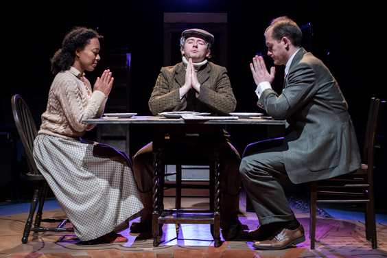 the 39 steps review stephen joseph theatre scarborough june 2018 7