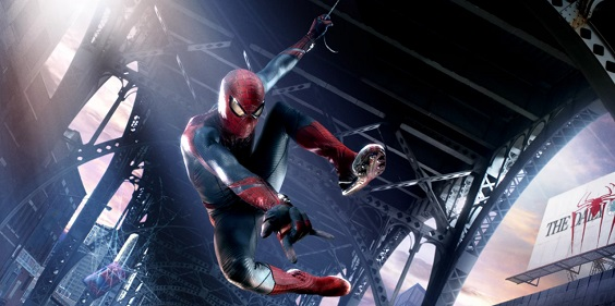 the amazing spider-man film review web