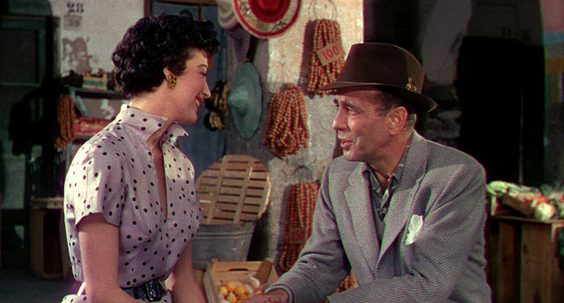 the barefoot contessa film review ava and humphrey