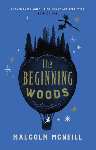 beginning woods book review cover
