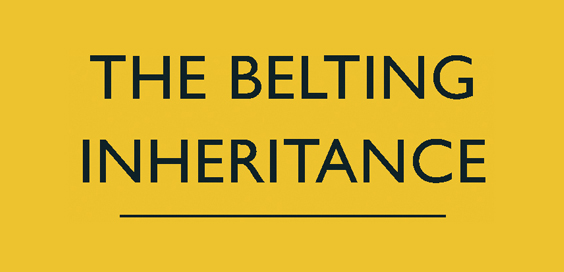 the belting inheritance julian symons book review logo